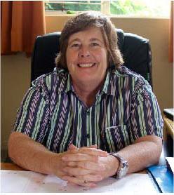 Mrs Fiona Benzon