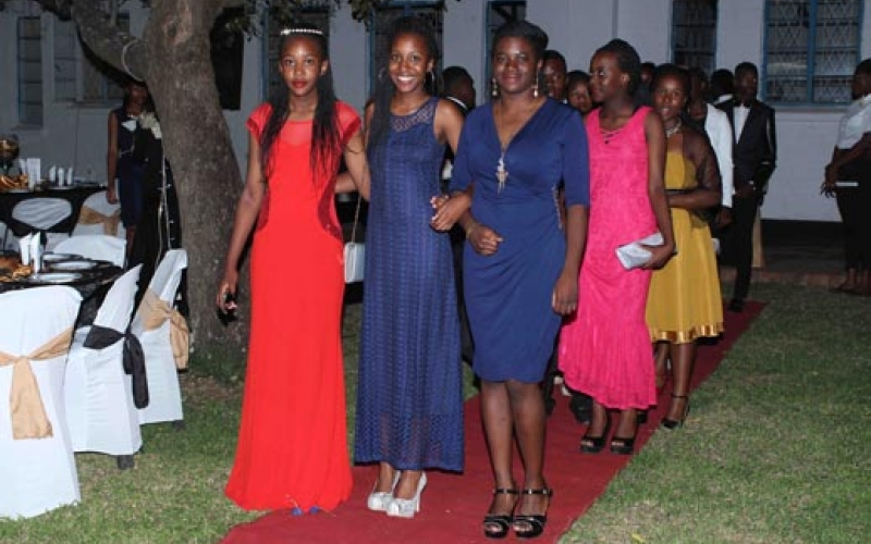 Watershed College Chinyika Dinner 2016