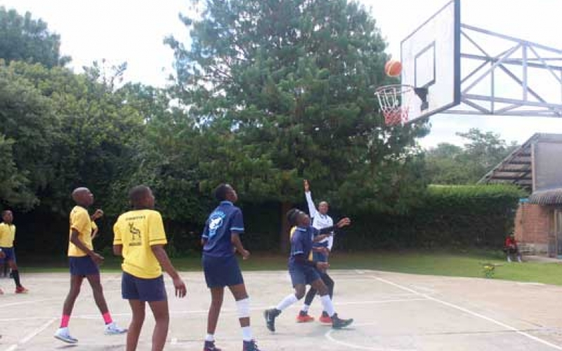 Watershed College Inter-house Basketball