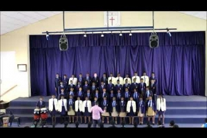 Embedded thumbnail for  NIAA African Gospel Choir Performance